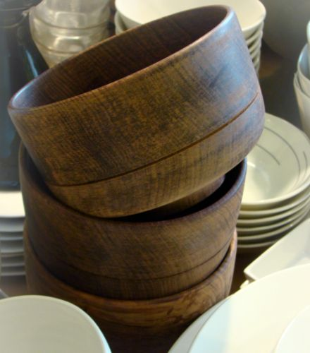 Global Table shesham bowls