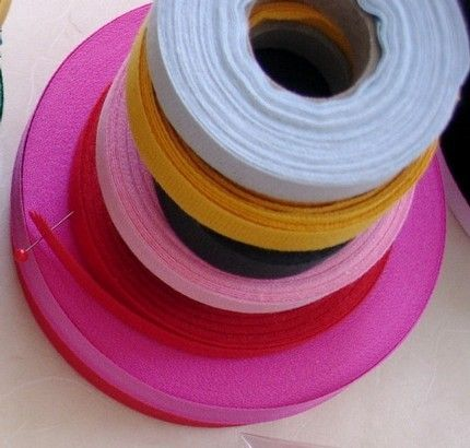 Italian cotton ribbon