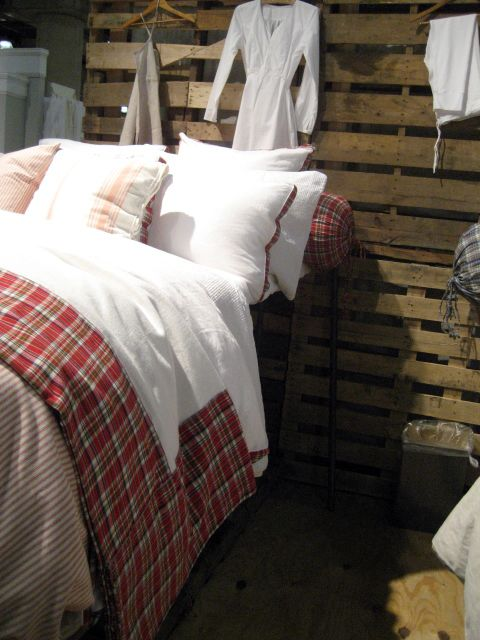 matteo plaid bedding