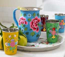tinware cups