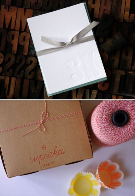 Simplesong cupcake boxes