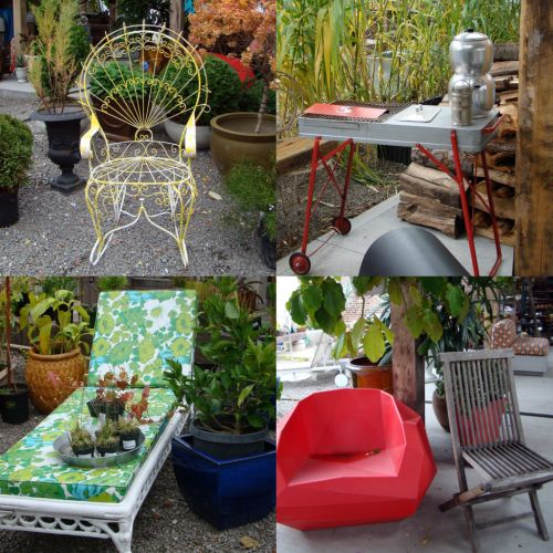 Jungle garden furniture