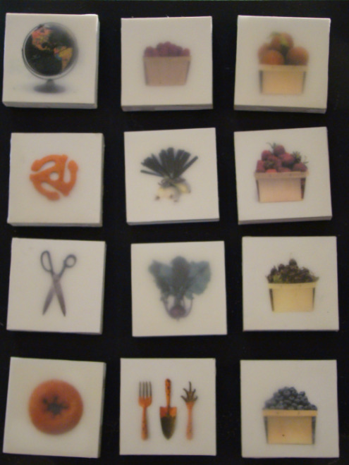 encaustic photographs