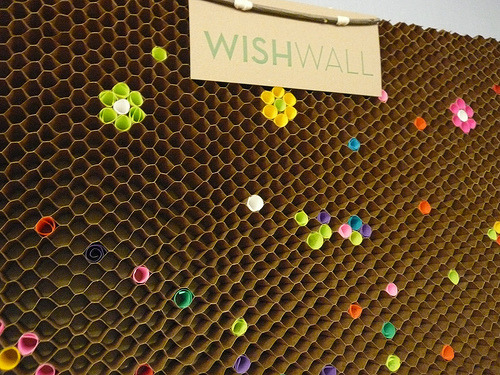 A Wishing Wall from photo 1268156-2