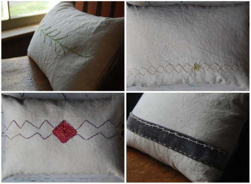 Enhabiten pillows