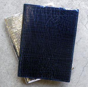 Metallic journal