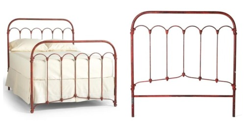 iron bed frame twin kNdMKfs8